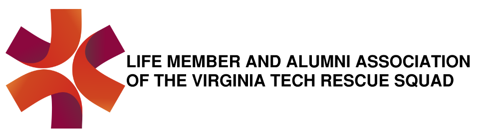 Life Member and Alumni Association of the Virginia Tech Rescue Squad, Inc.